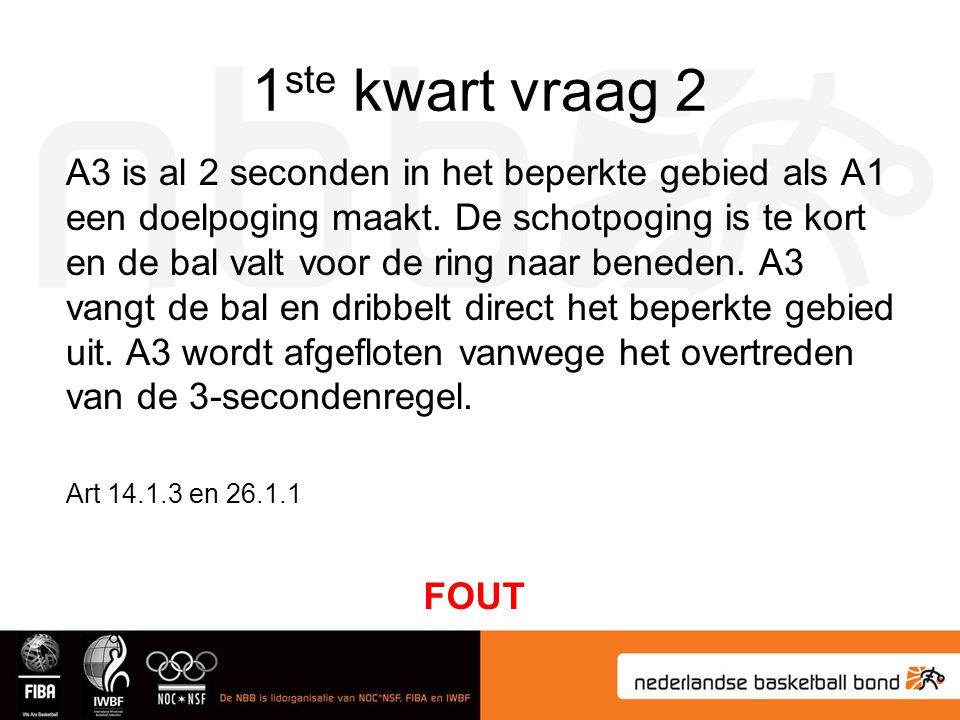 1ste kwart vraag 2