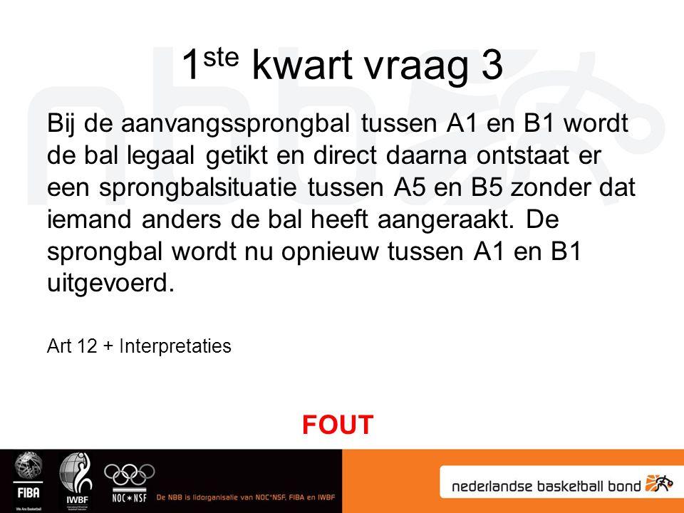1ste kwart vraag 3