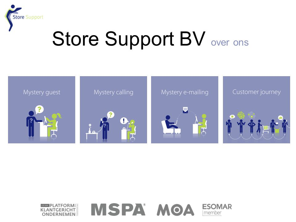 Store Support BV over ons