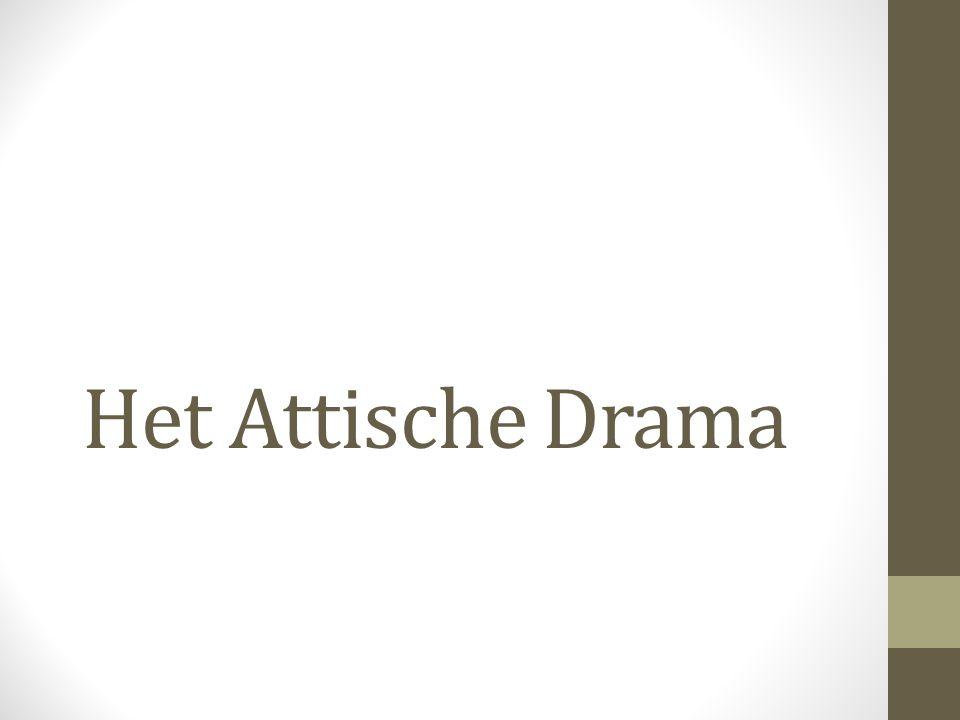 Het Attische Drama
