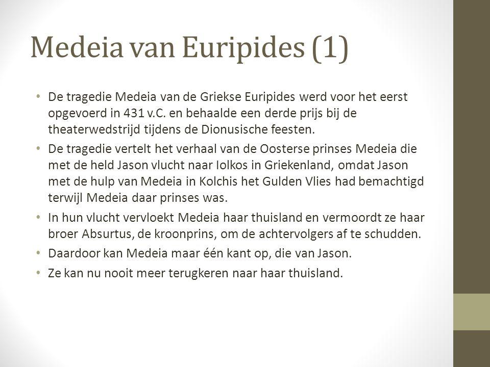 Medeia van Euripides (1)
