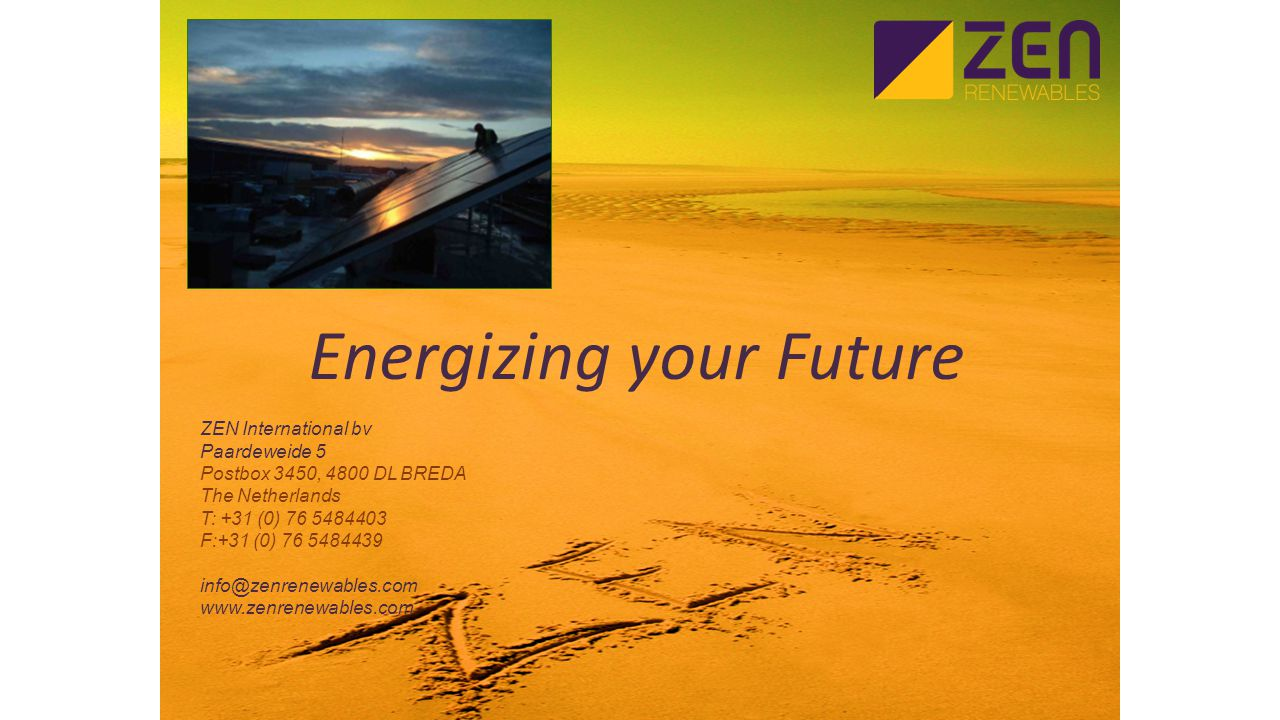 Energizing your Future