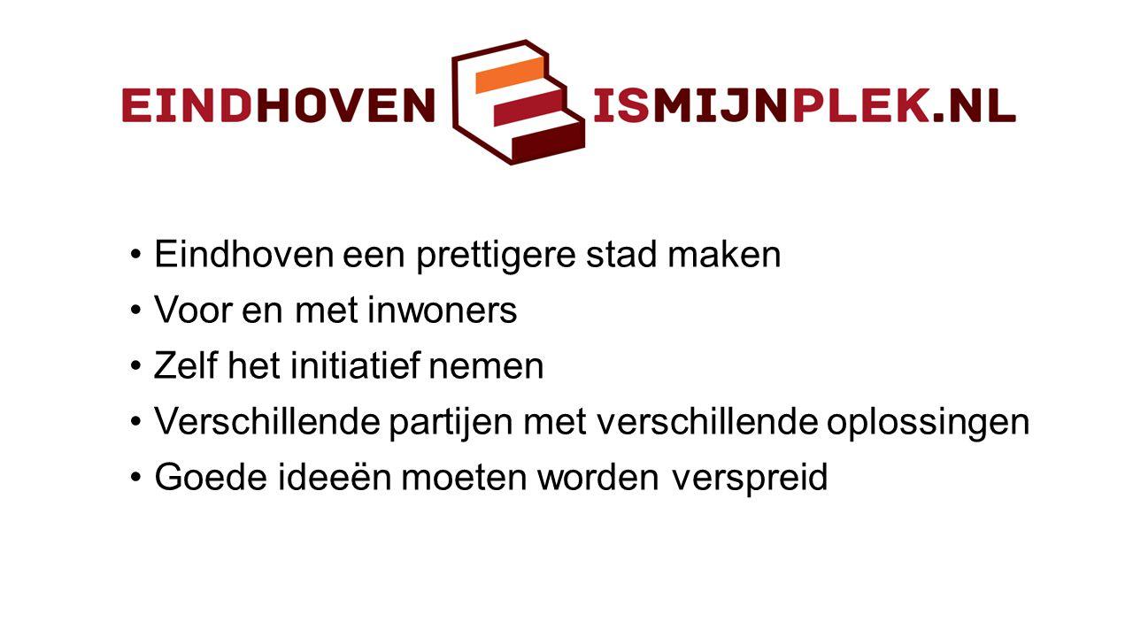 Eindhoven een prettigere stad maken