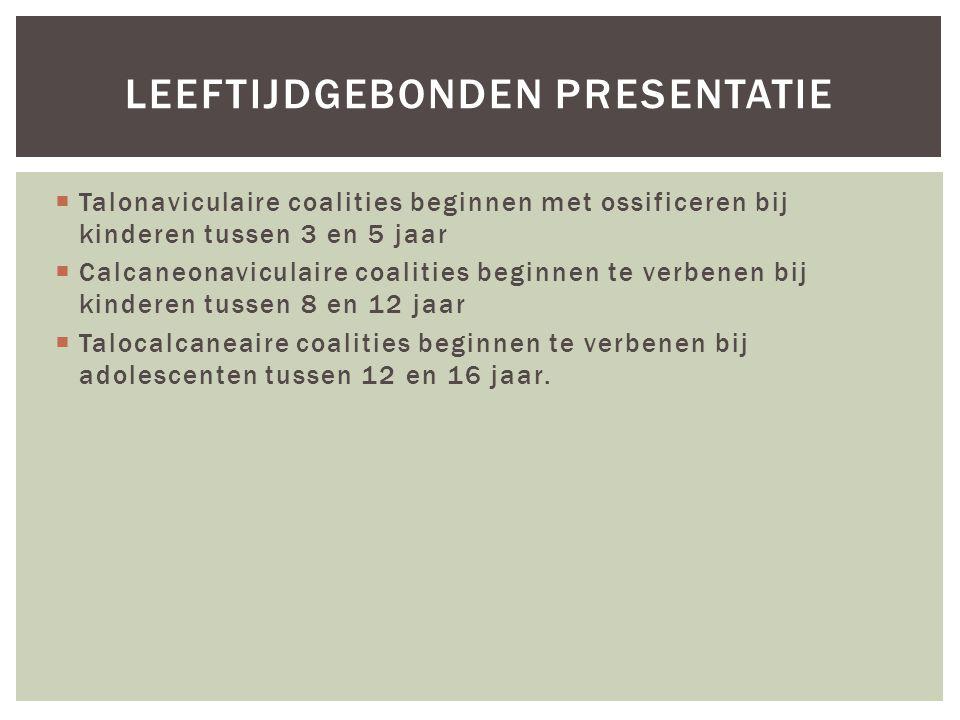 Leeftijdgebonden presentatie