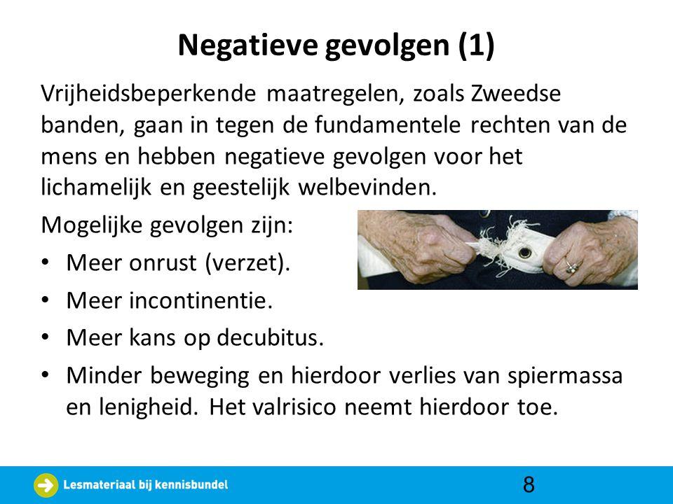 Negatieve gevolgen (1)