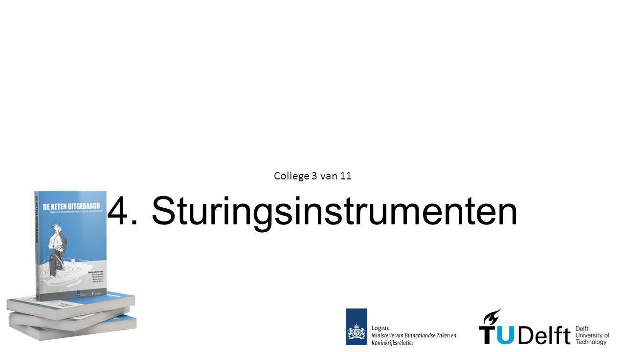 4. Sturingsinstrumenten