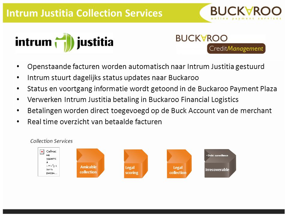 Intrum Justitia Collection Services