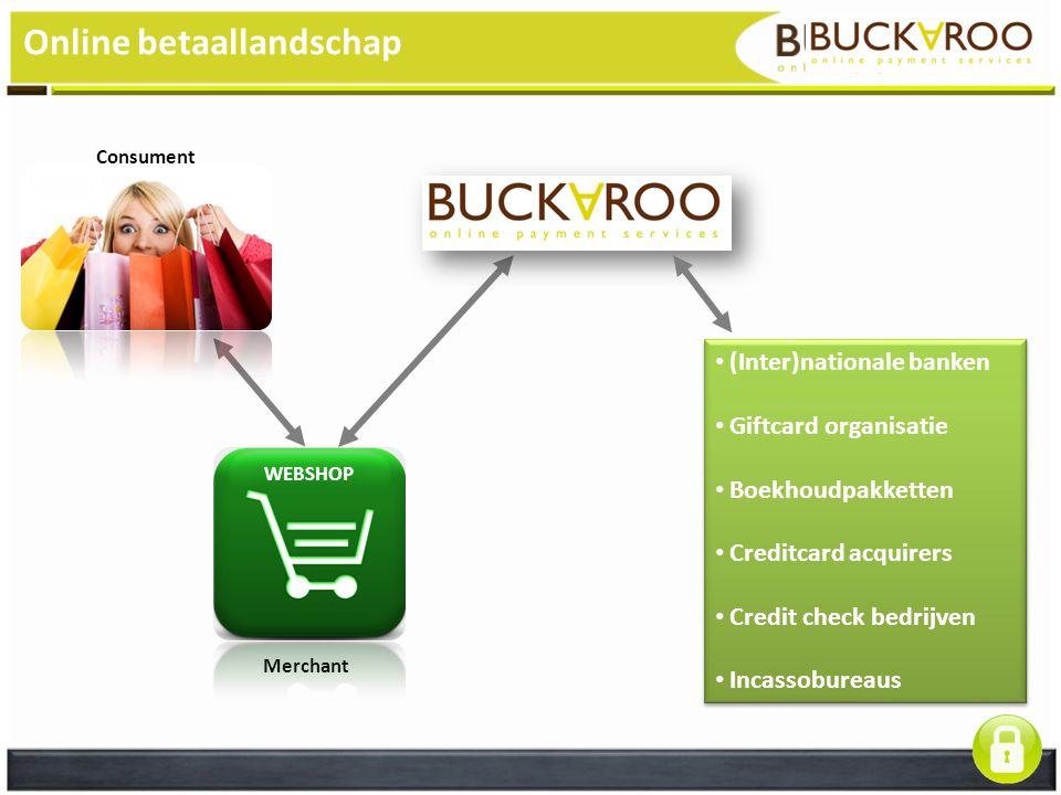 Online betaallandschap