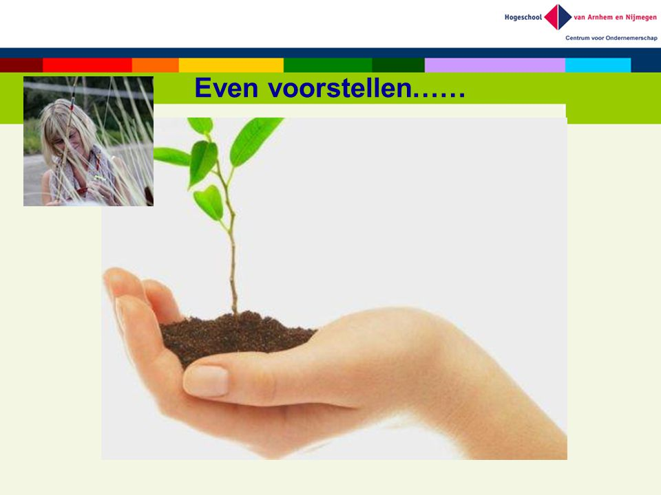 Even voorstellen……
