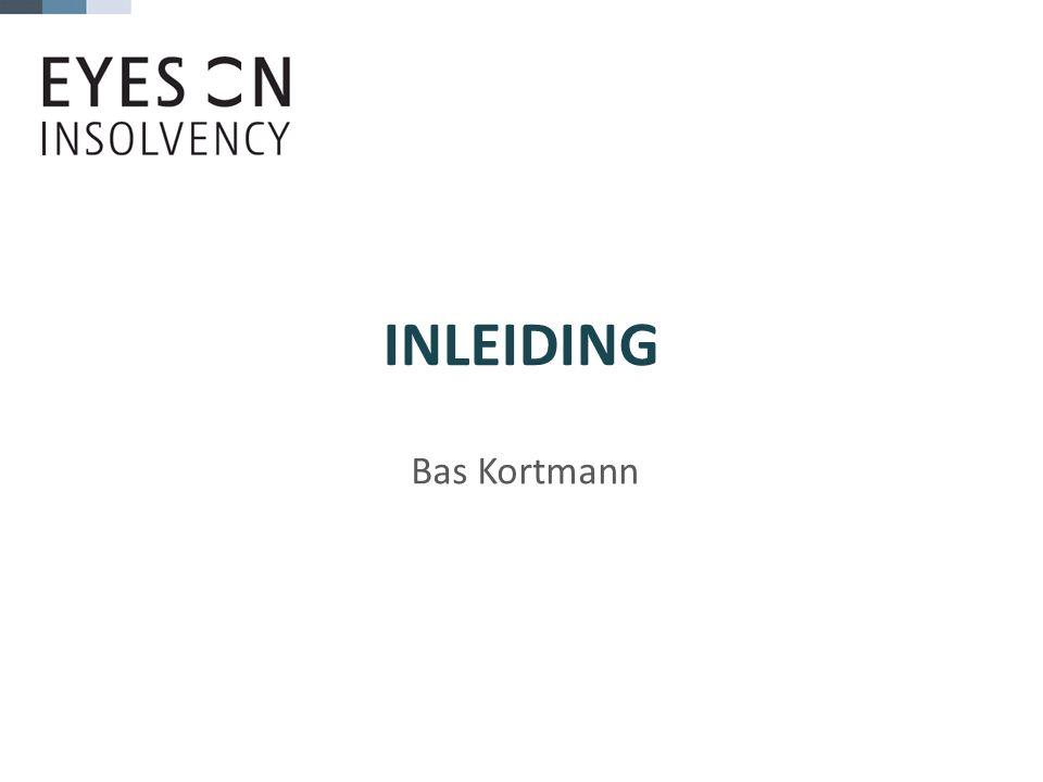 INLEIDING Bas Kortmann