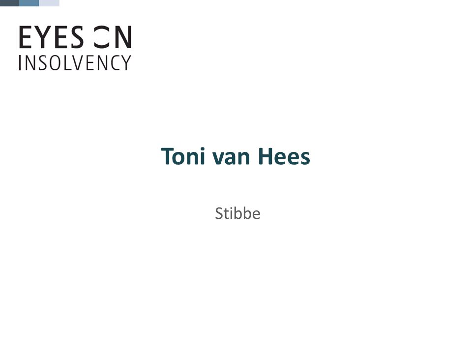 Toni van Hees Stibbe