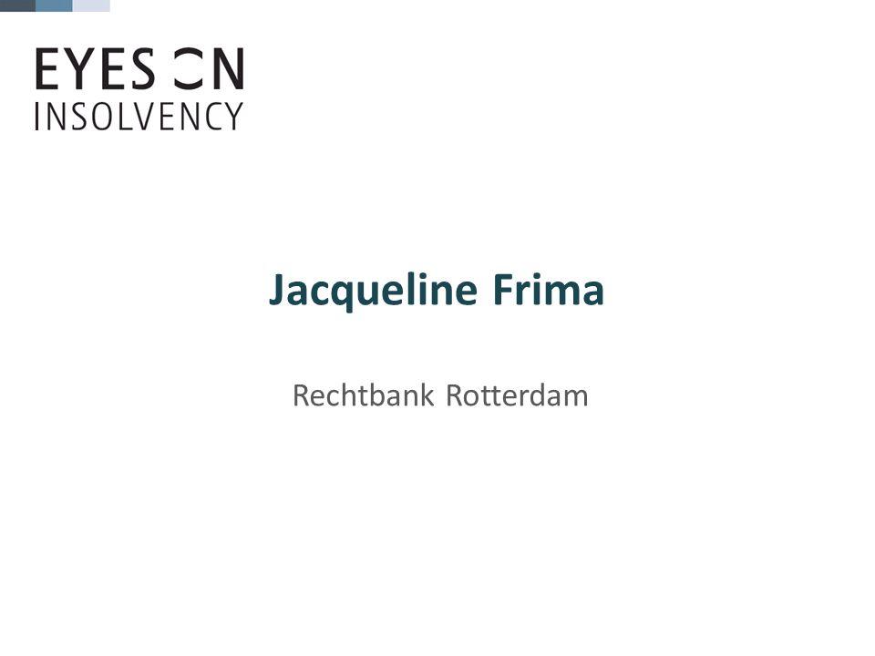 Jacqueline Frima Rechtbank Rotterdam