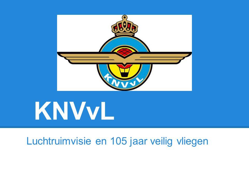 Luchtruimvisie en 105 jaar veilig vliegen