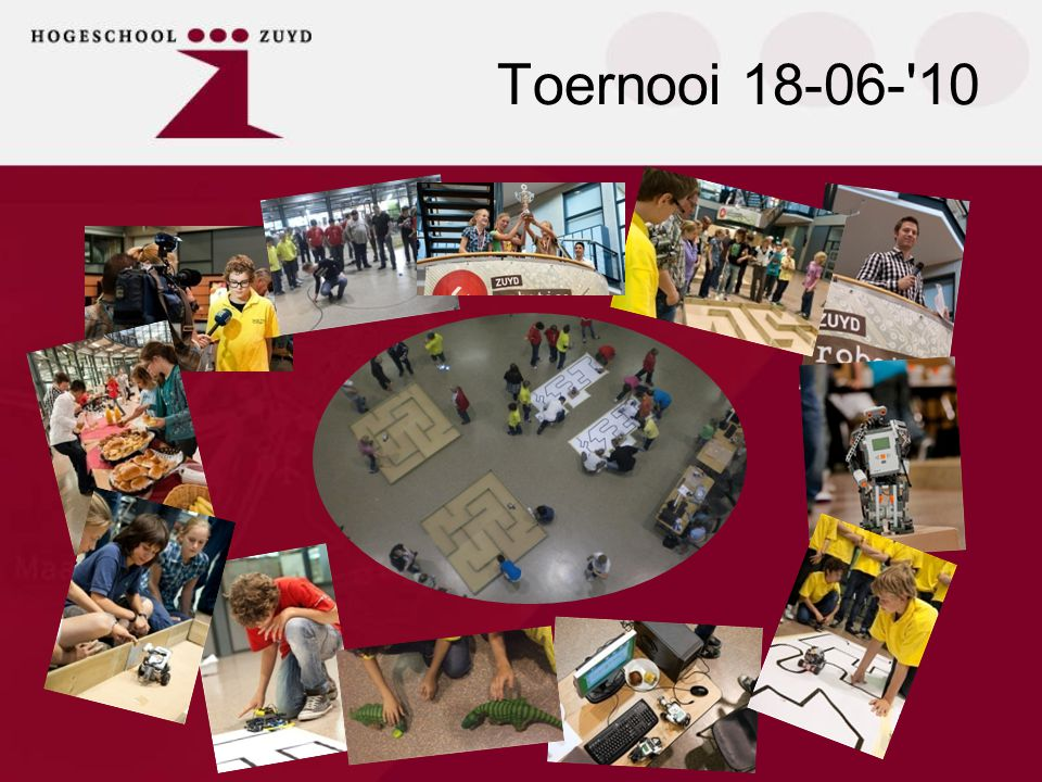 Toernooi 18-06- 10