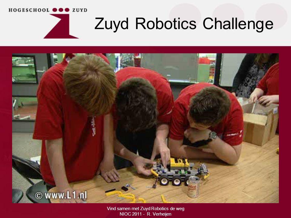 Zuyd Robotics Challenge