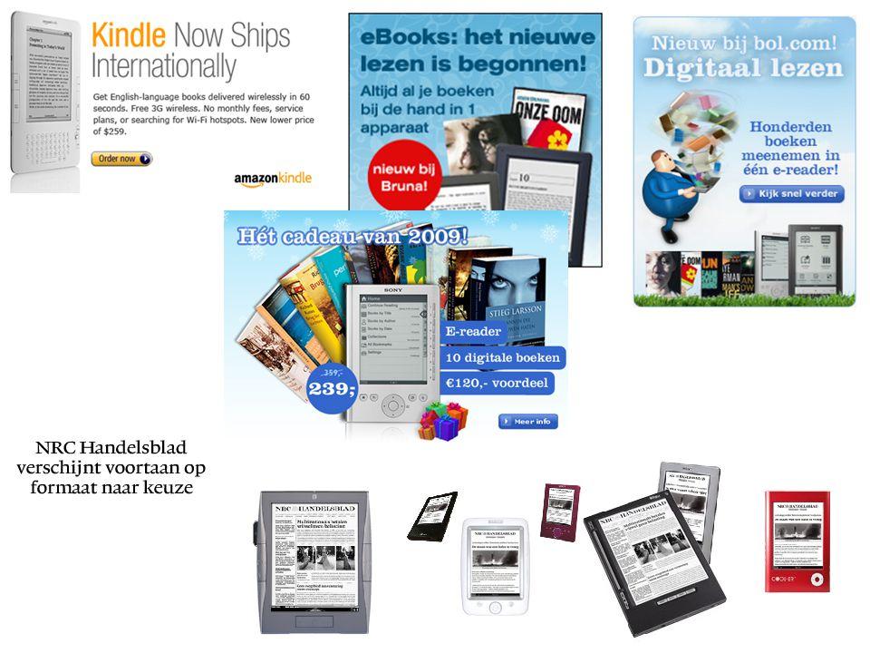 E-books zijn een hot item!