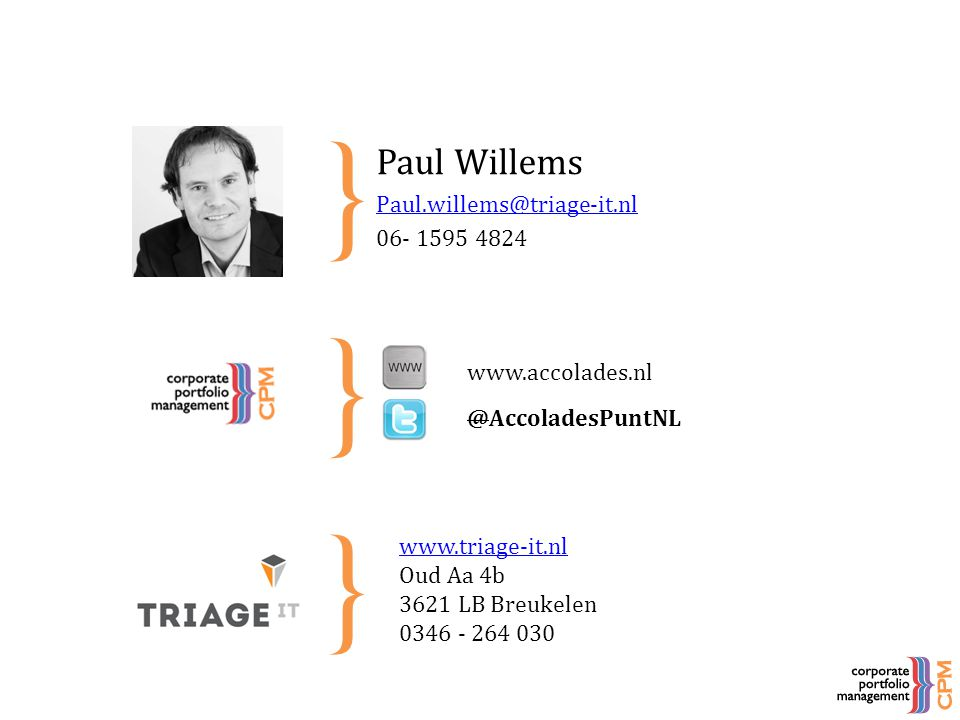 } } } Paul Willems