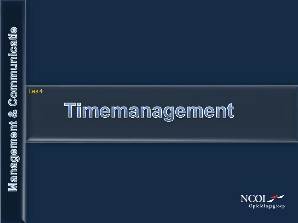 Management & Communicatie
