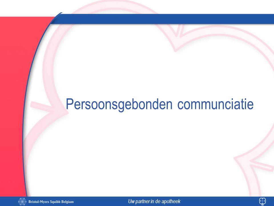 Persoonsgebonden communciatie