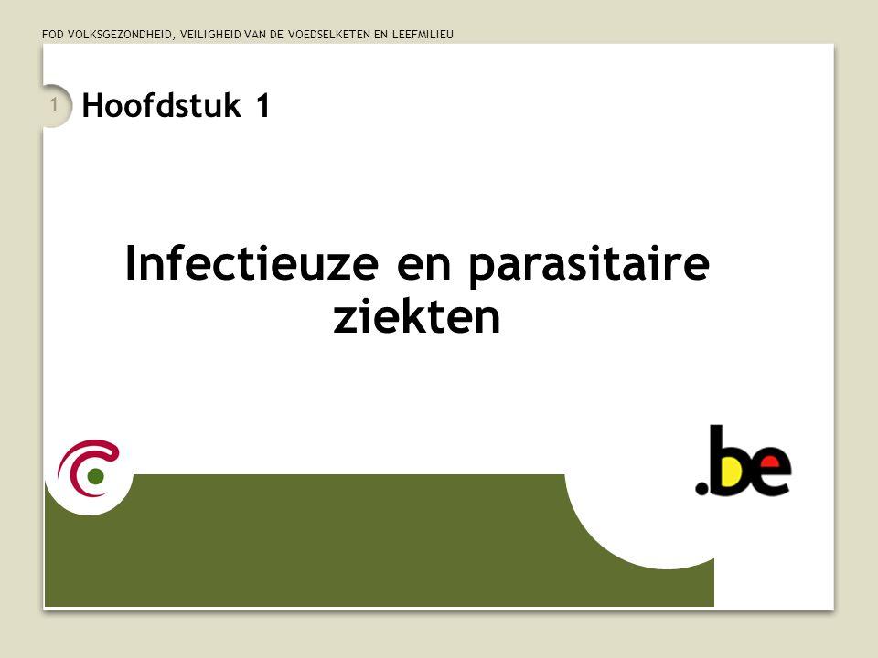 Infectieuze en parasitaire ziekten