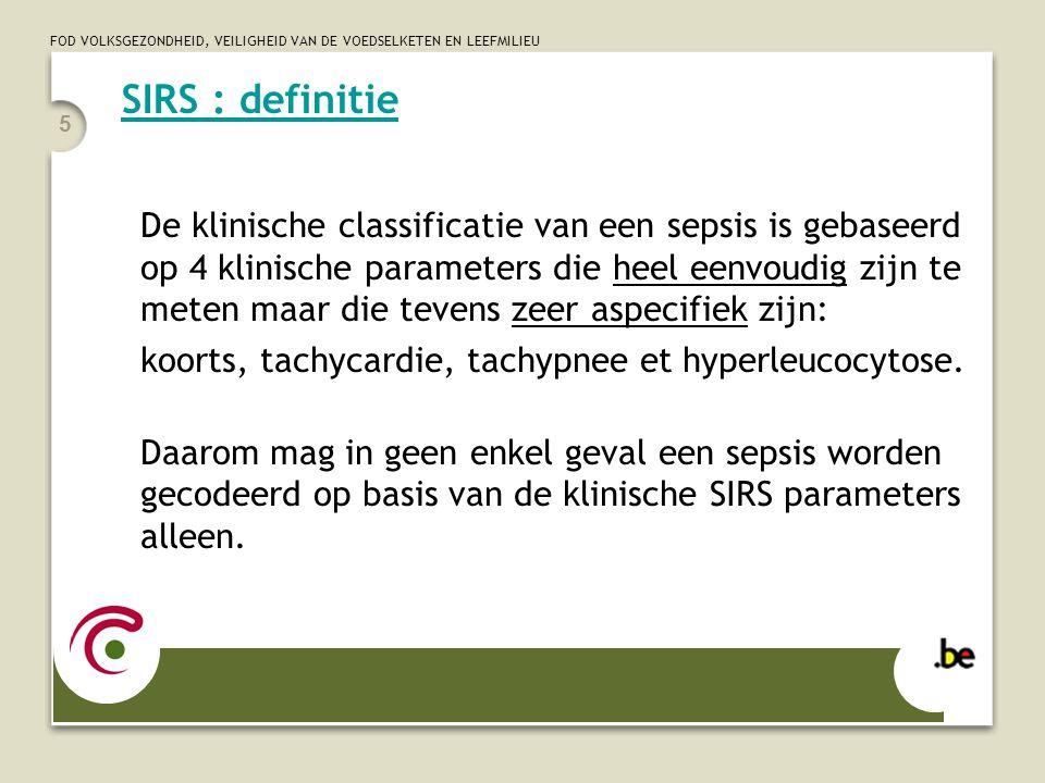 SIRS : definitie