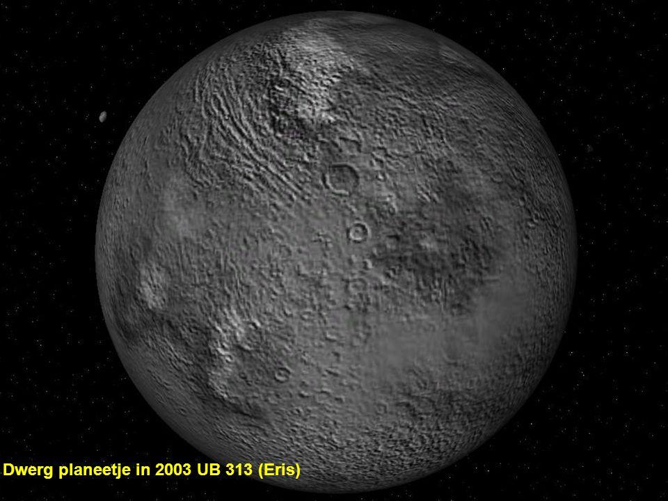 Dwerg planeetje in 2003 UB 313 (Eris)