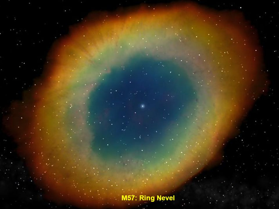 M57: Ring Nevel