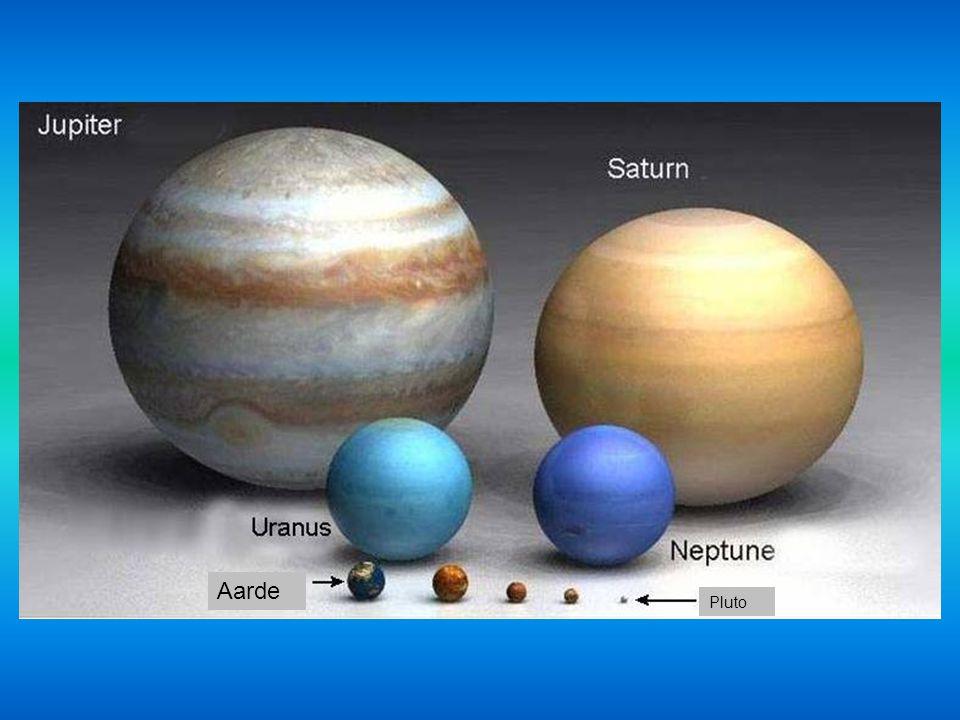 Aarde Pluto