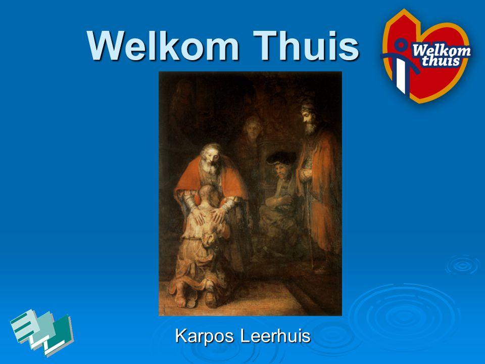 Welkom Thuis Karpos Leerhuis