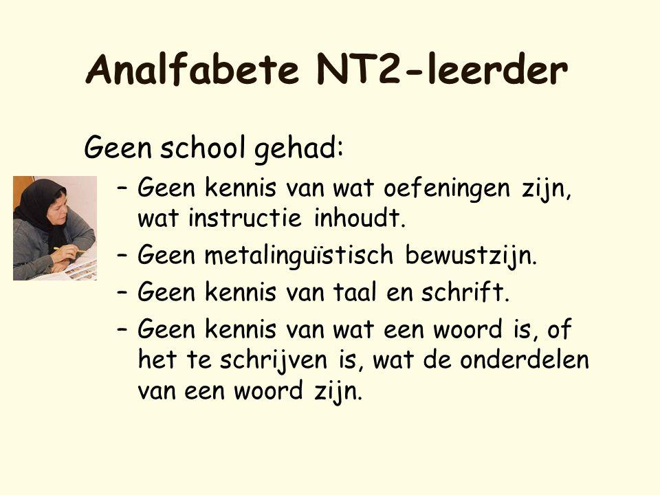 Analfabete NT2-leerder