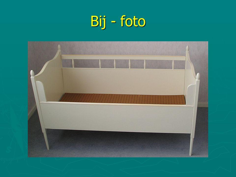 Bij - foto kleine foto