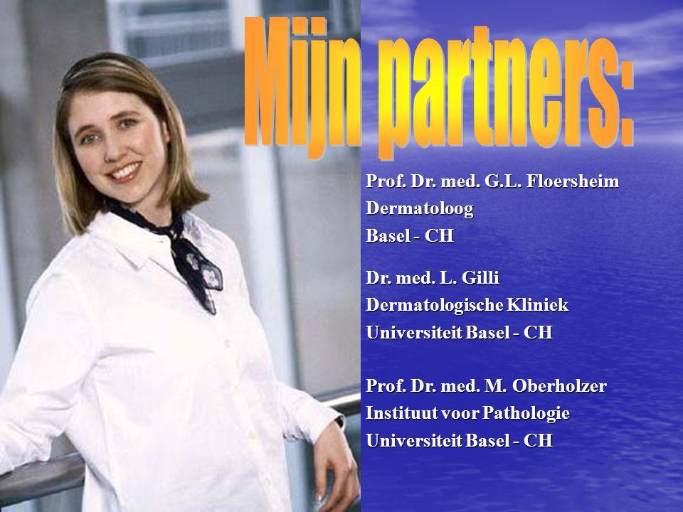 Mijn partners: Prof. Dr. med. G.L. Floersheim Dermatoloog Basel - CH