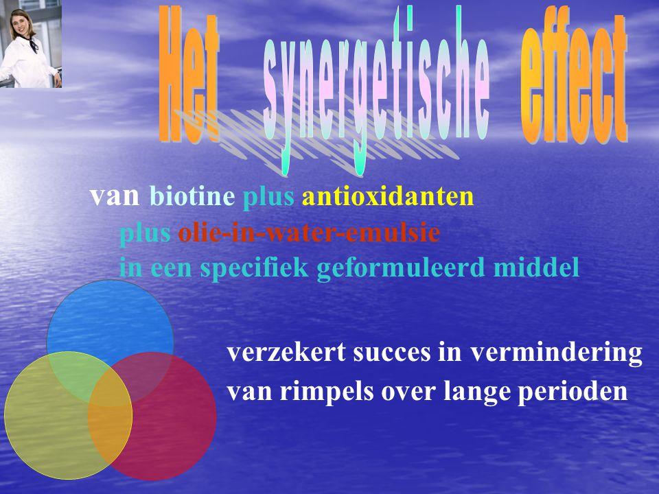 van biotine plus antioxidanten