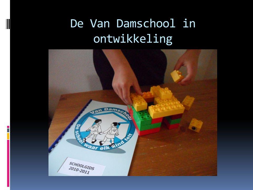 De Van Damschool in ontwikkeling