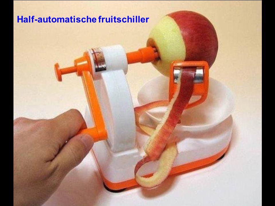 Half-automatische fruitschiller