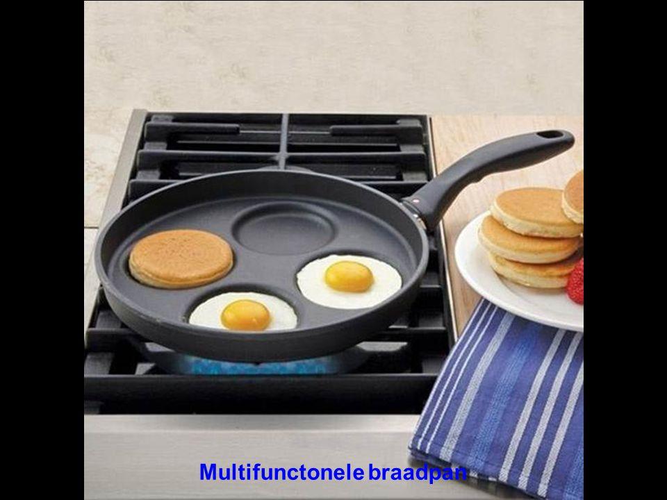 Multifunctonele braadpan