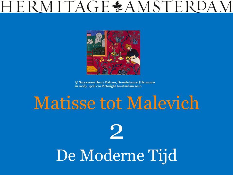 2 Matisse tot Malevich De Moderne Tijd