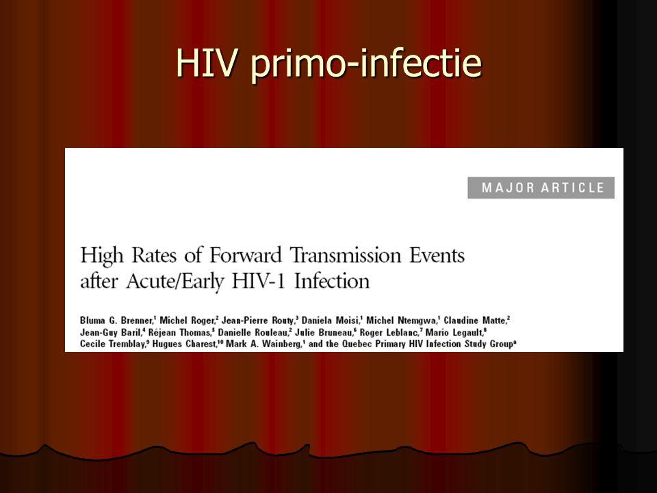 HIV primo-infectie