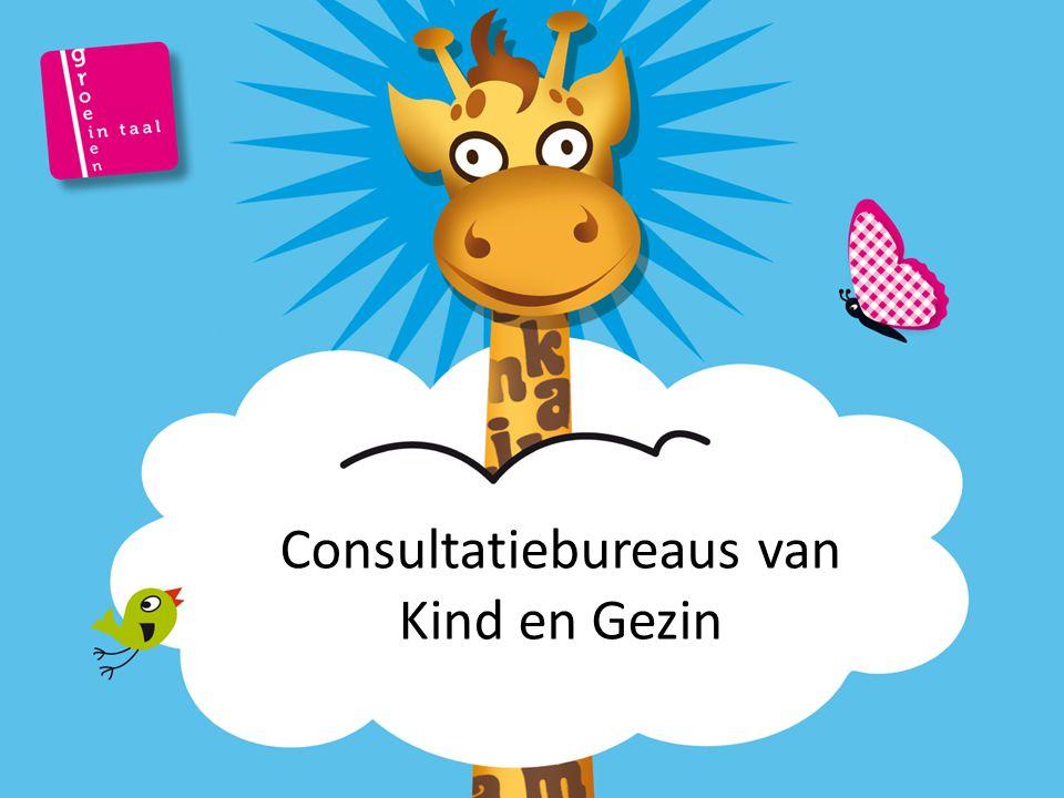 Consultatiebureaus van Kind en Gezin