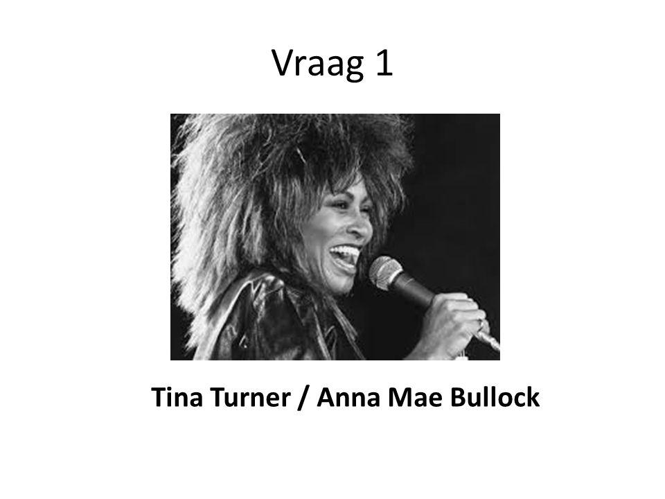 Tina Turner / Anna Mae Bullock