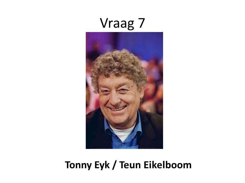 Tonny Eyk / Teun Eikelboom