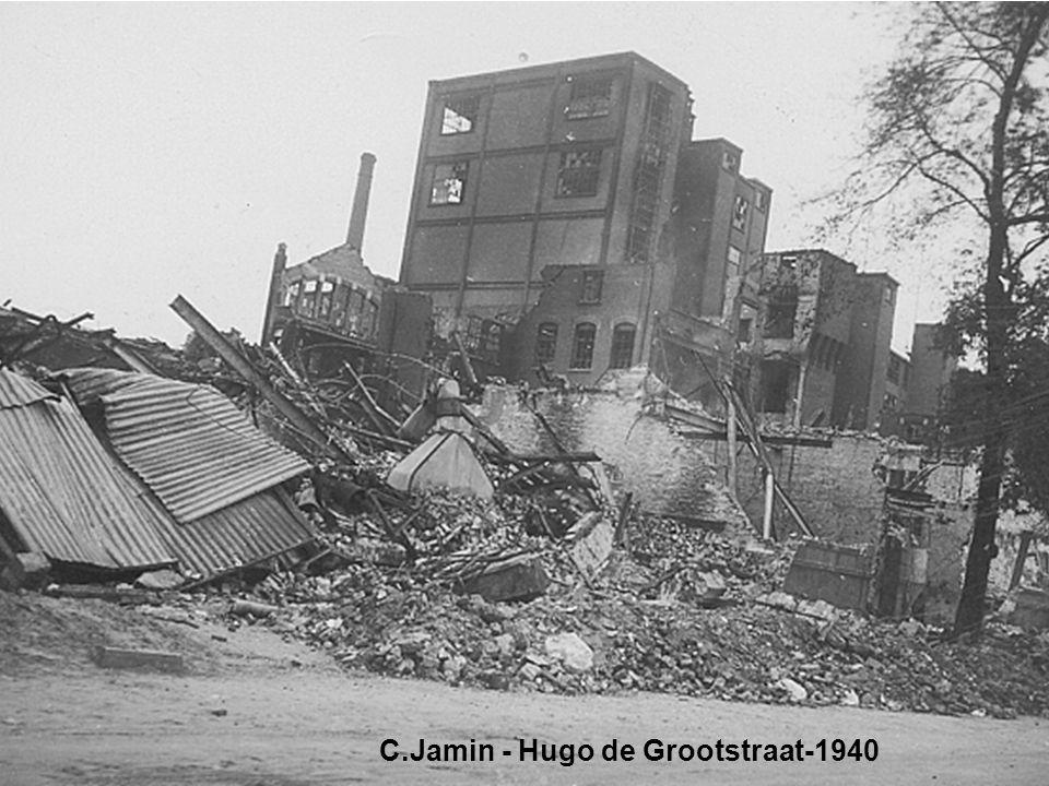 C.Jamin - Hugo de Grootstraat-1940