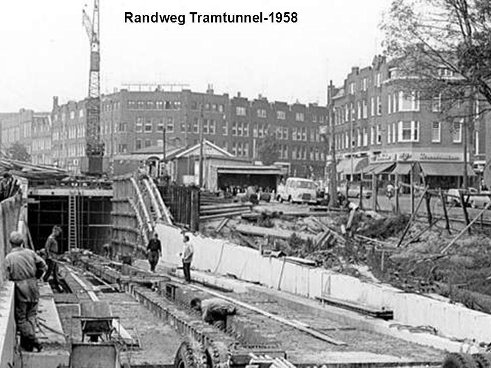 Randweg Tramtunnel-1958