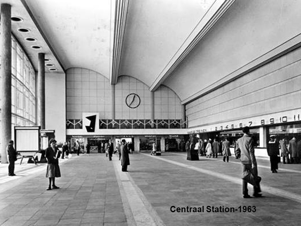 Centraal Station-1963