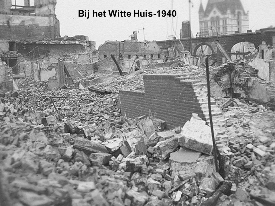 Bij het Witte Huis-1940
