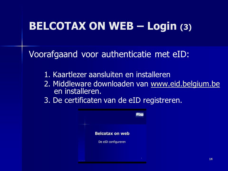 BELCOTAX ON WEB – Login (3)