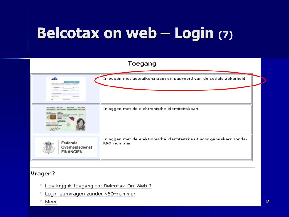 Belcotax on web – Login (7)