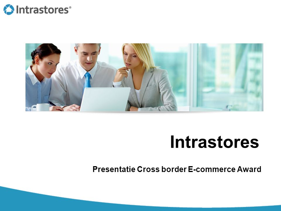 Presentatie Cross border E-commerce Award
