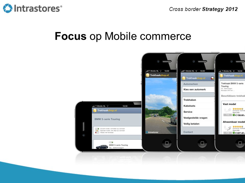 Focus op Mobile commerce