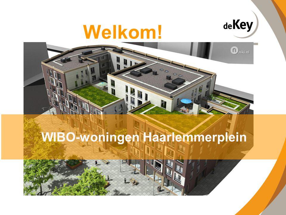 WIBO-woningen Haarlemmerplein